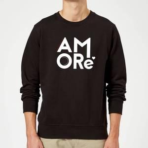 Amore Sweatshirt - Black