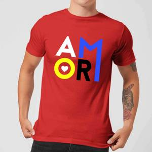 Amor T-Shirt - Red