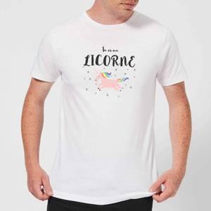 Tu Es Ma Licorne T-Shirt - White