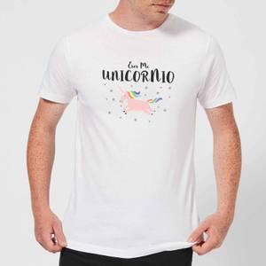 Eres Mi Unicornio T-Shirt - White