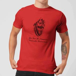 Premature Ventricular Contractions T-Shirt - Red
