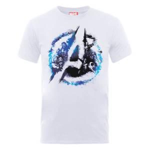 T-Shirt Homme Marvel Avengers Assemble - Flared - Blanc