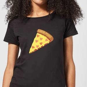 Amor Puro Women's T-Shirt - Black
