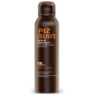 Piz Buin Tan and Protect Spray SPF 15 150ml