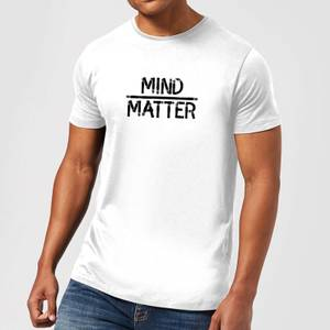 Mind Over Matter T-Shirt - White