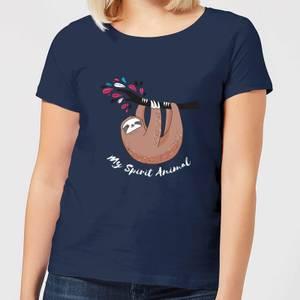My Spirit Animal Women's T-Shirt - Navy