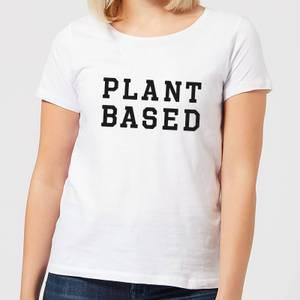 Plant Based Women's T-Shirt - White