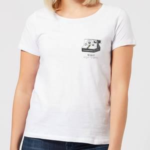 Make Magic Happen Women's T-Shirt - White