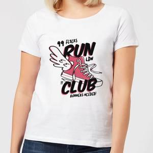 RUN CLUB 99 Women's T-Shirt - White