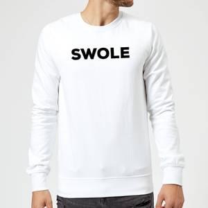 SWOLE Sweatshirt - White