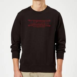 Lifting Things Sweatshirt - Black