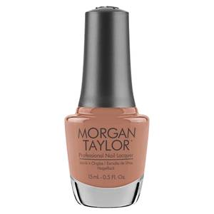 MORGAN TAYLOR Nail Lacquer in Up in the Air-Heart