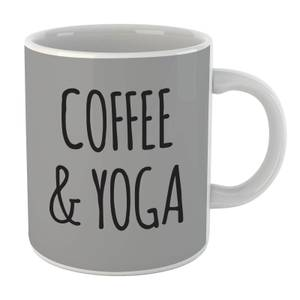 Coffee And Yoga Mug
