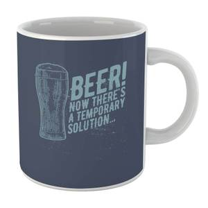 Beershield Beer Temporary Solution Mug