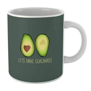 Lets Make Guacamole Mug