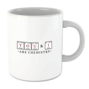 YOU & I Are Chemistry Mug