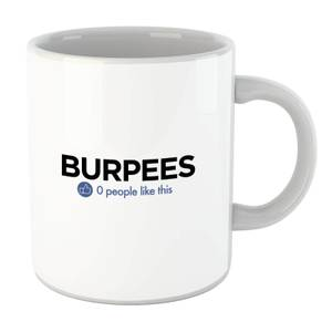 No One Likes Burpees Mug