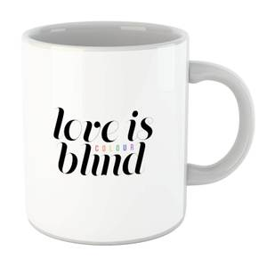 Love Is (Colour) Blind Mug