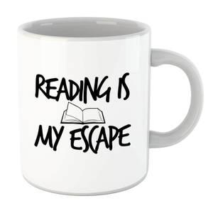 Reading Is My Escape Mug