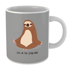 Life In The Slow Lane Mug