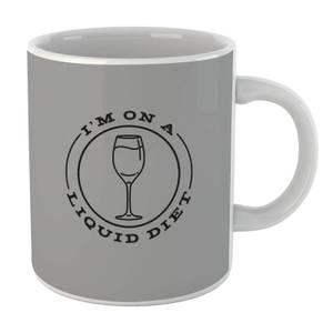 Liquid Diet Wine Mug