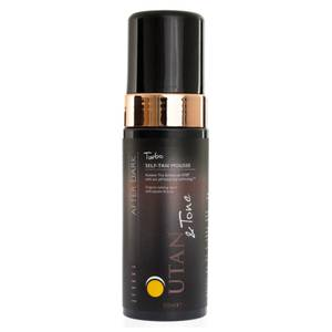 UTAN & Tone After-Dark Turbo mousse autoabbronzante ultra-scura (150 ml)