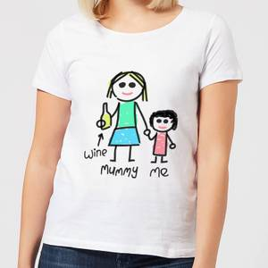 Mummy & Me Women's T-Shirt - White