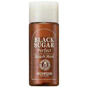 SKINFOOD Black Sugar Perfect Splash Mask