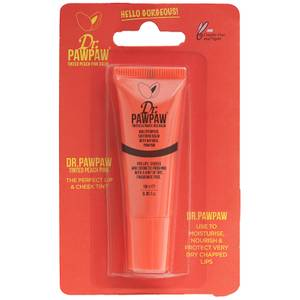 Dr. PAWPAW Peach Pink balsam do ust i policzków 10 ml