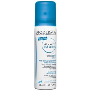 Bioderma Atoderm Anti-Itching and Ultra-Soothing Spray Very Dry Skin 50ml