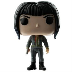 Ghost in the Shell Major with Bomber Jacket EXC Funko Pop! Vinyl