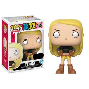 Figurine Pop! Terra - Teen Titan Go! EXC