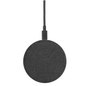 Native Union Drop Fabric Charging Pad - Slate