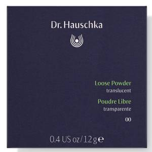Polvos sueltos de Dr. Hauschka - 00 Translucent
