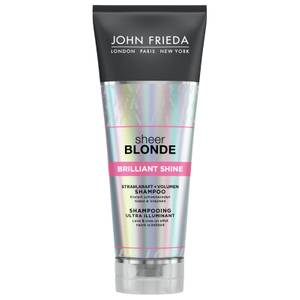 John Frieda Sheer Blonde Brilliant Shine Shampoo