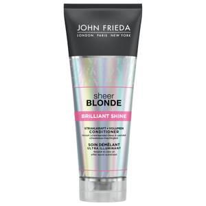 John Frieda Sheer Blonde Brilliant Shine Conditioner