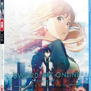 Sword Art Online - Ordinal Scale Standard