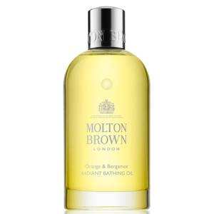 Molton Brown Orange and Bergamot Radiant Bathing Oil 200ml