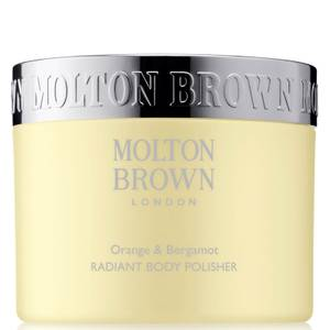 Molton Brown Orange and Bergamot Radiant Body Polisher 275g
