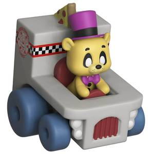 Figurine Funko Super Racers : Five Nights At Freddy's - Golden Freddy