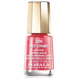 Mavala Nail Colour - Red Cosmic 5ml