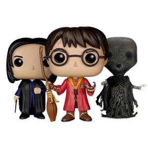 Monatlicher Harry Potter Pop In A Box