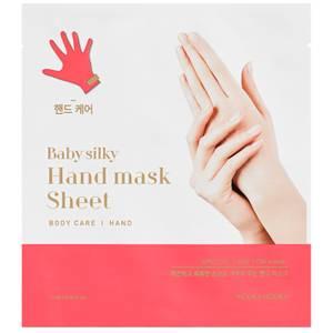 Holika Holika Baby Silky Hand maschera in tessuto per le mani