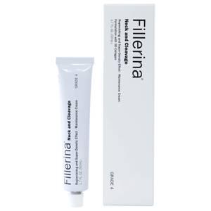 Fillerina Neck and Cleavage Cream - Grade 4 50ml