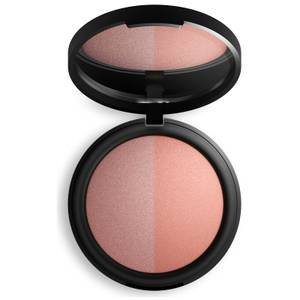 INIKA Mineral Baked Blush Duo - Pink Tickle 6.5g