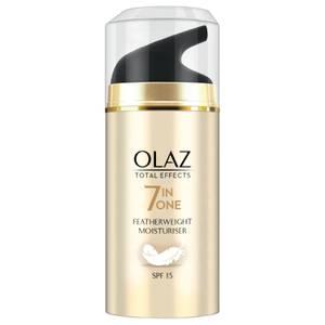 OLAZ Total Effects 7-in-1 Federleichte Tagespflege mit LSF15