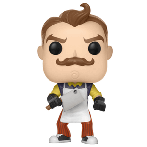 Hello Neighbor Neighbor with Cleaver EXC Pop! Vinyl Figure