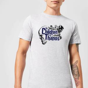 Marvel Avengers Infinity War Children Of Thanos T-Shirt - Grau
