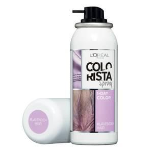 L'Oréal Paris Colovista 1-Day Spray Lavendel