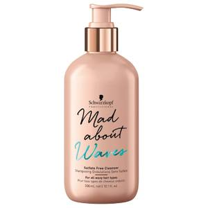 schwarzkopf-PROFESSIONAL Mad About Curls & Waves Sulfate-Free Cleanser